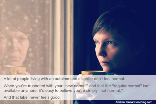 Read This When You Don't Feel Normal