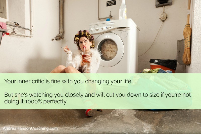 Is Your Inner Critic Working Overtime?