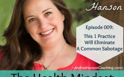 009: Avoid This Hidden Hazard to Your Weight Loss